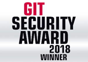 asecos V-LINE: GIT Security Award 2018