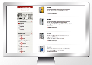 asecos safety storage cabinet configurator