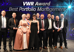 asecos: VWR award for Best Portfolio Management