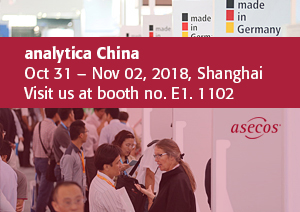 asecos at analytica China 2018