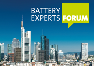 asecos auf dem Battery Experts Forum 2019