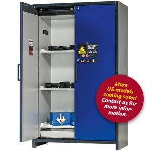 ION-LINE - Lithium-Ion batteries cabinets