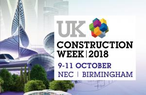 asecos at UK Construction Week in Birmingham