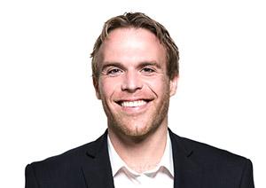 Dominik Reuter, Area Sales Manager Europe