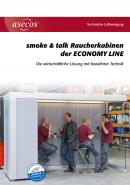 Raucherkabinen der ECONOMY LINE
