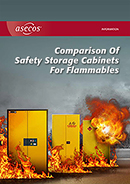 Comparison Of Safety Storage Cabinets For Flammables, edition 2.0