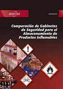 Comparación de Gabinetes de Seguridad para el Almacenamiento de Productos Inflamables