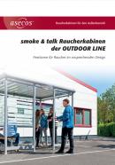Raucherkabinen der OUTDOOR LINE
