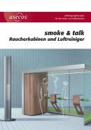 Produktübersicht - Raucherkabinen und Luftreiniger