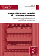 21. yy laboratuvarlarında tehlikeli maddelerin saklanması