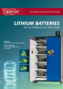 ION-LINE: Safe solutions for active and passive storage