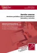 Servicio técnico e inspecciones de seguridad – el concepto de seguridad para asecos