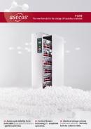 V-LINE safety storage cabinets