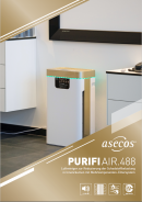 Titelbild asecos Folder PURIFIAIR.488