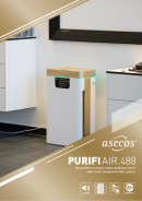 asecos flyer air purifier PURIFIAIR.488