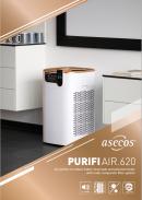 asecos brochure air purifier PURIFIAIR.620