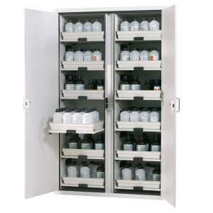 SL-LINE cabinets for acids and alkalis