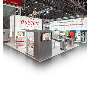 asecos Exhibitions & Trade Shows