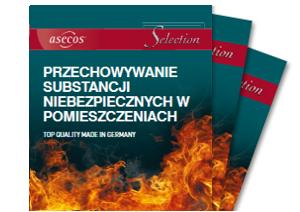 Katalogi i broszury, asecos