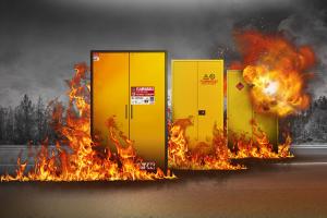 fire performance test