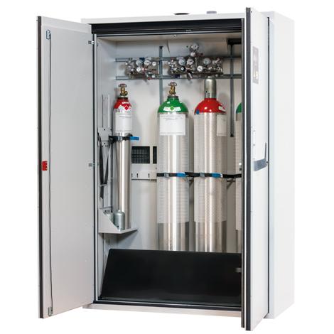 G-LINE gas cylinder cabinet for indoor storage