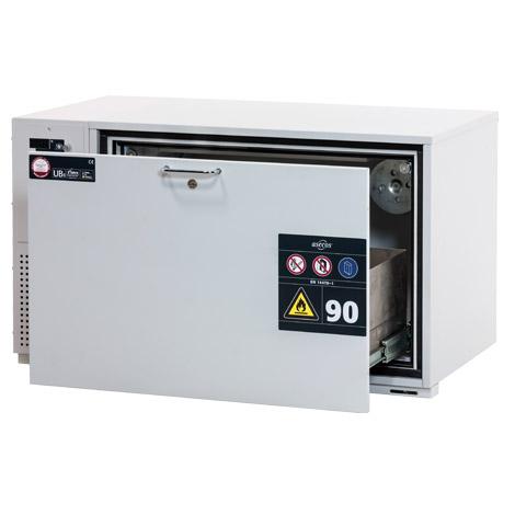 Armadi UB-LINE con unità refrigerante