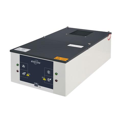 Sistemas de recirculación con filtros para la extracción