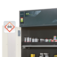 CX-LINE recirculating air filter storage cabinets