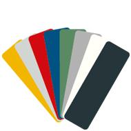 Moderno diseño bicolor