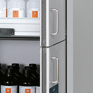 Three in one combi safety storage cabinet