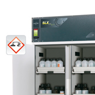 SLX-LINE recirculating air filter storage cabinets