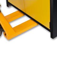 Transportsockel Q-LINE Sicherheitsschrank
