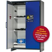 asecos - Tall cabinets for flammable hazardous materials