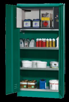 Pflanzenschutzmittelschrank mit Typ 30 Sicherheitsbox
