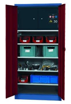 Materialschrank mit Typ 30 Sicherheitsbox