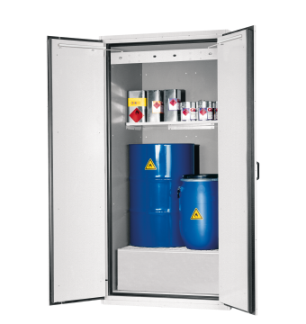 Drum cabinet, width 110 cm