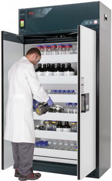 Recirculating air filter storage cabinet FX-PEGASUS-90, 120cm