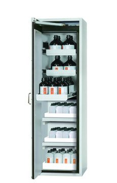 Combi safety storage cabinet K-CLASSIC-90, width 0,60m