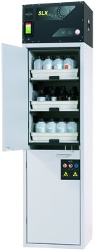 Sirkülasyonlu hava filtreli saklama dolabı SLX-CLASSIC, 60cm genişlik