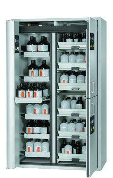 Szafa bezpieczeństwa Combi K-PHOENIX-90, szerokość 1,20 m, z szufladami