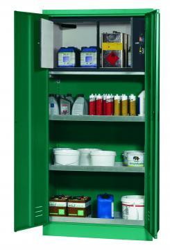 带 30 型安全箱的植物保护剂储柜
