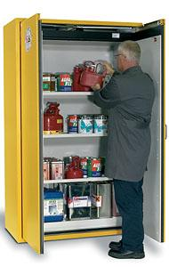 Pegasus ? a smart wing-door safety storage cabinet with ergonomic features