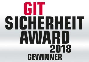 asecos V-LINE belegt 2. Platz beim GIT Sicherheits Award