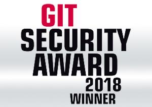 asecos V-LINE es uno de los ganadores del GIT SAFETY AWARD 2018