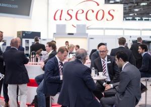 asecos Messestand auf der Analytica 2016