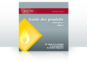 asecos Guide des produits chimiques Édition 2